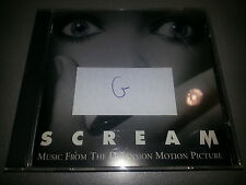 SCREAM Soundtrack BIRDBRAIN NICK CAVE SISTER MACHINE GUN MOBY THE CONELLS