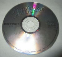 Jagged Alliance 1 - 1995 PC Computer CD Sir-Tech Video Game (Disc Only) RARE!