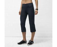 Nike Pantaloni Donna Capri Legend 2.0 Slim Poly Nero (black/cool (a1t)