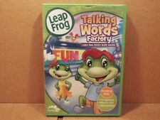Leap Frog: Talking Words Factory DVD...Used Copy in Original Case