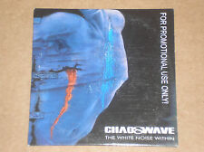 CHAOSWAVE - THE WHITE NOISE WITHIN - CD PROMO