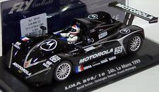 FLY A505 LOLA B98/10 24H LE MANS 1999 NEW 1/32 SLOT CAR IN DISPLAY CASE