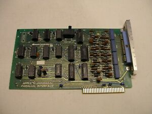 Apple III Parallel Printer Card by Apple Computer, 1980