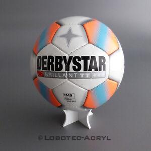Ballhalter aus PLEXIGLAS ® - klar, weiß oder schwarz