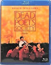 NEW ROBIN WILLIAMS DEAD POETS SOCIETY BLU-RAY (HI DEF/WS/REG 1) DIR: P WEIR