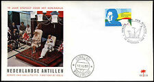 Netherlands Antilles 1969 Statute Of Kingdom FDC First Day Cover #C26618