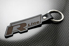VW R-LINE cuir Porte-clés Porte-clef Porte-clés TOUAREG ARTEON RLINE