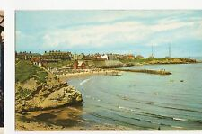 The Bay Cullercoats Old Postcard, A469
