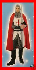 Mens Medieval Knight Costume st George Crusader