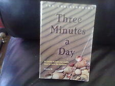 Three Minutes a Day Volume 35-The Christophers Paperback English 2000