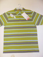 Burton Men's Green Tea Maize S/S Polo - Large - Green - NWT