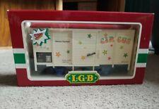 LGB 4136S Circus Sound Car