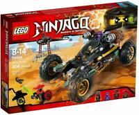 LEGO 70589 - NINJAGO ROCK ROADER - ►NEW◄ PERFECT NEVER REMOVED