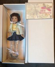 "NEW 13"" Vinyl Doll Berdine Creedy VIVIE 10th Anniversary LE #10/300 W/ COA NIB"