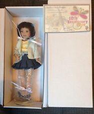 "NEW 13"" Vinyl Doll Berdine Creedy VIVIE 10th Anniversary LE #10/300 W/ COA NIB"