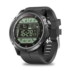 Zeblaze VIBE3 Waterproof Real-time Heart Rate Sport Tactial Military Smart Watch