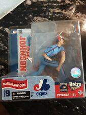McFarlane Sportspicks MLB S9 Randy Johnson Montreal Expos Chase Retro Edition