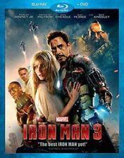 Iron Man 3 0786936836943 Blu-ray Region a
