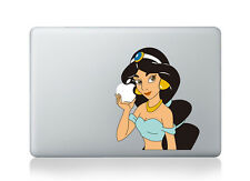 Princess Jasmine Aladdin Apple Macbook Air/Pro/Retina 13 sticker decal NEW Right