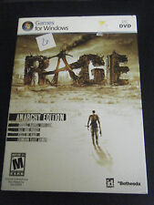 Rage - Anarchy Edition (PC, 2011)