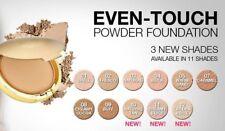 MILANI EVEN TOUCH Powder Foundation Velvety Soft Medium Coverage  #03, #10 & #11
