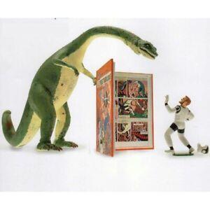 Figurine Blake et Mortimer Le piège diabolique 05670 Echappées Bulles Pixi