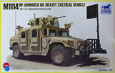 BRONCO CB35092 M114 Up-Armored HA (Heavy) Tactical Vehicle in 1:35