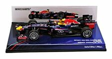 1 43 Minichamps Red Bull Rb9 Winner GP Germany Champion Vettel 2013