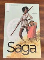 Saga #14 (2013) : Key Issue: Brian K Vaughan, Fiona Staples, 1st Print