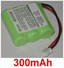 Batterie 300mAh type 30AAM3BMX 33H BC101536 CP30NM Pour SAGEM MISTRAL 10-200