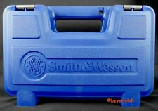 """NEW Smith & Wesson Medium Pistol Case Fits Up To 6"""" Barrel Factory S&W Gun Box"""
