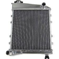 Radiador De Aluminio Para 59-92 Classic Mini Hi flujo Pro 2 filas