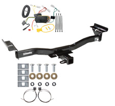 Trailer Tow Hitch For 07-12 Mazda CX-7 w/ Wiring Harness Kit