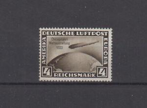 DR 498  ** sauber postfrisch, gpr. Schlegel, KW 350 €