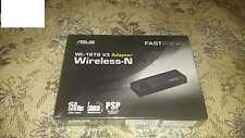 Asus WL-167G V3 Network Adapter Wireless NEW SEALED BOX USB