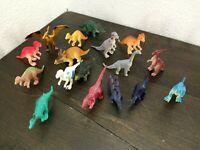 Dinosaur Toys Random Lot of 16