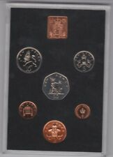1971 Royal Mint United Kingdom and Northern Ireland UNC PROOF Coin Set!