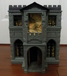 Batman Batcave playset with Wayne Manor Command Center