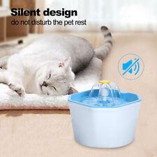 Pet 1.6L Automatic Cat Dogs Water Fountain Electric Pet Drinker Bowl Dispenser