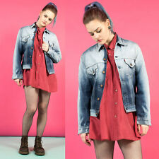 Levi's Denim Button Waist Length Coats & Jackets for Women