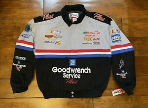 Kevin Harvick #29 GM Goodwrench Racing Jacket Mens Size Large NASCAR Rare New