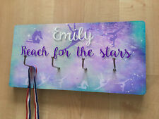 Gymnastic Persona off the beam quote sign A4 metal plaque girls bedroom wall art