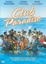 Club Paradise 0012569734029 DVD Region 1