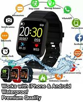 Smartwatch FITBIT PRO Bluetooth Heart Rate Monitor Blood Pressure Fitness