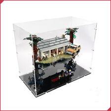 Acryl Vitrine für Lego 75810 Stranger Things - The Upside Down-Die andere Seite