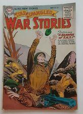 STAR SPANGLED WAR STORIES 1955 AUG #37 VG-