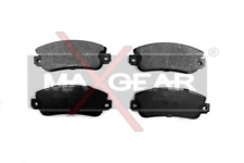 Bremsbelagsatz, Scheibenbremse MAXGEAR 19-0482 für ABARTH AUTOBIANCHI FIAT