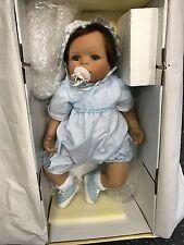 Inge tenbusch Porzellan Puppe 58 cm. Top Zustand