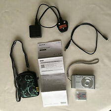 SONY Cyber-shot Digital CAMERA - DSC-W800 20.1MP +5x Zoom PLUS MORE & BAG Works