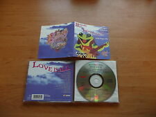 @ CD ROGER GLOVER - BUTTERFLY BALL: LOVE IS ALL / POMME MUSIC 1992 / UK R.J. DIO